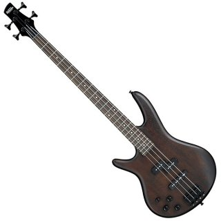 Ibanez GSR200BL Left-Handed Bass Guitar - Walnut Flat ギター