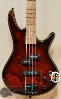 Ibanez GSR200SM Gio - Charcoal Brown Burst ギター
