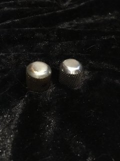 Fenderフェンダー純正 TELECASTER/PRECISION BASS DOME KNOBS Relic  0992056000送料無料
