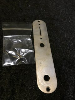 Fenderフェンダー純正 TELECASTER CONTROL PLATES Relic 0992058000送料無料