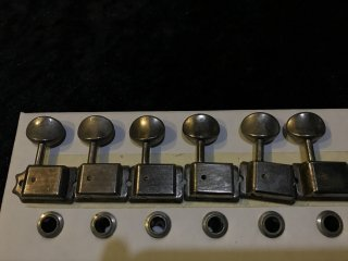 Fenderフェンダー純正VINTAGE STYLE GUITAR TUNING MACHINES Relic 0992040000送料無料