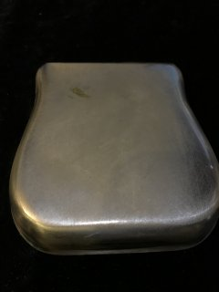 Fenderフェンダー純正 PURE VINTAGE TELECASTER ASHTRAY BRIDGE COVER Relic 0992271100送料無料
