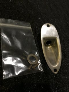 Fenderフェンダー純正 STRATOCASTER JACK FERRULES Relic 0991940100 送料無料