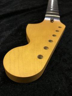 ALLPARTS製Fenderフェンダーストラトキャスター CBS 7.25Cレリック加工 ローズウッド ヴィンテージ ギターネック