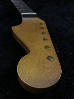 ALLPARTS製Fenderフェンダージャズマスター 10C ダークレリック加工 ローズウッド ヴィンテージ ギターネック