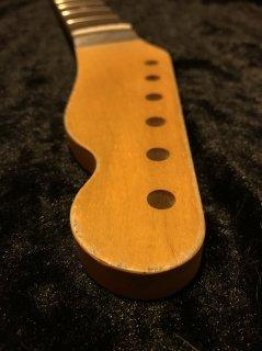 ALLPARTS製Fenderフェンダーテレキャスター FAT9.5C レリック加工 ローズウッド ヴィンテージ ギターネック