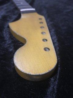 ALLPARTS製FenderフェンダーストラトキャスターCBS7.25C ローズウッド ヴィンテージ ギターネック
