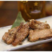 漁師の手料理  鰹(かつお)とろ山椒