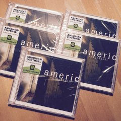 american football - lp2 (cd)