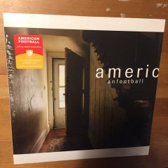 american football - lp2 (12 inch)重量盤 SPLATTERED RED/ORANGE