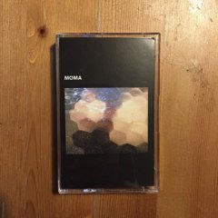 MOMA - SINGLE ( 4 songs cassette + DL CODE)