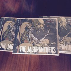 THE JAGDPANTHERS - Deadend Weekend