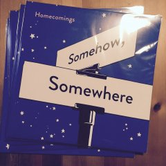 Homecomings - Somehow, Somewhere (12' record)