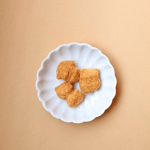 【揚げおかき】 きなこ - Fried OKAKI - Soybean Powdered