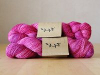 【Lichen and Lace】<br>1ply Superwash Merino Fingering<br>clover