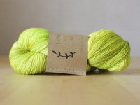 【Lichen and Lace】<br>80/20 Sock<br>citron