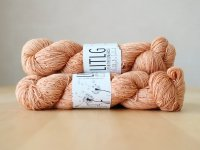 【LIFE IN THE LONGGRASS】<br>Singles Sock 1ply<br>MORNING
