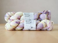 【LIFE IN THE LONGGRASS】<br>Singles Sock 1ply<br>PANSY