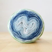 【Jolly knits】<br>Gradient Yarn Merino 3PLY(1000m)<br>ROCKY MOUNTAIN
