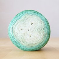 【Jolly knits】<br>Gradient Yarn Merino 3PLY(1000m)<br>PETITE GRENOUILLE
