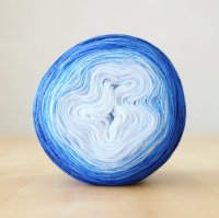 【Jolly knits】<br>Gradient Yarn Merino 3PLY(1000m)<br>MARE