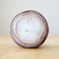 【Jolly knits】<br>Gradient Yarn Merino 4PLY(1000m)<br>CAPPUCCINO