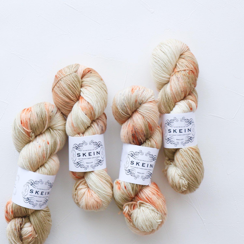 【Skein Yarn】<br>El Merino<br>Mineral