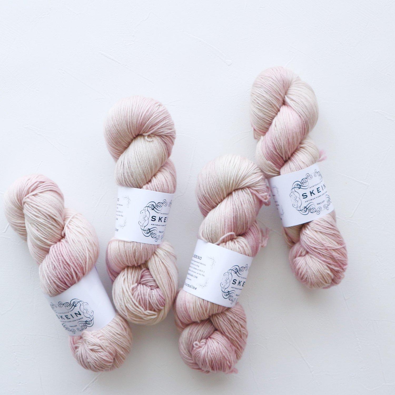 【Skein Yarn】<br>El Merino<br>Pink Tourmaline