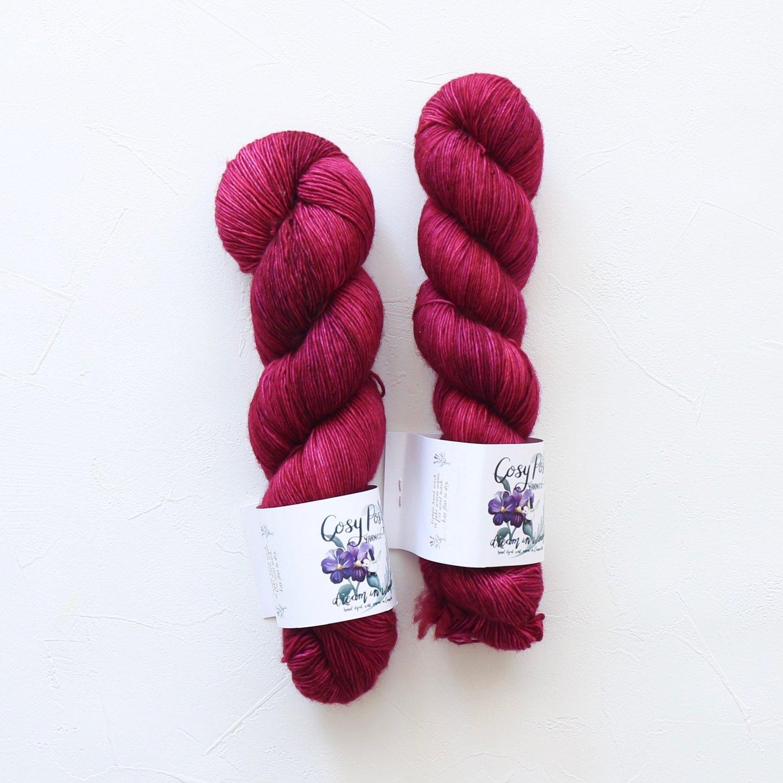 【Cosy Posy Yarn】<br>CLOUD<br>Jewell