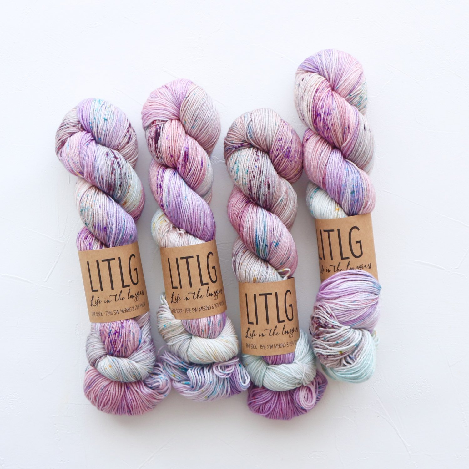 【LIFE IN THE LONGGRASS】<br>Fine Sock<br>Tuiscint