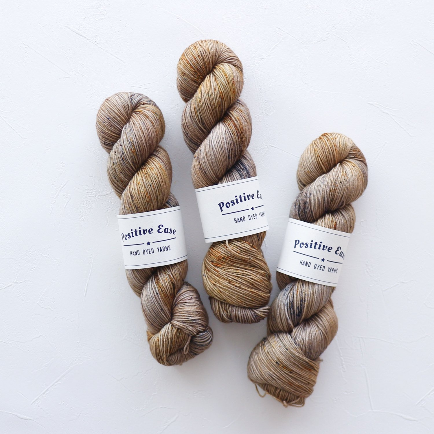 【Positive Ease】<br>Pure Merino<br>Patina
