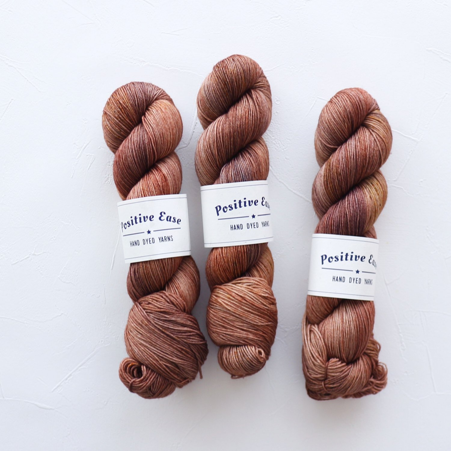 【Positive Ease】<br>Pure Merino<br>Roasted Pumpkin