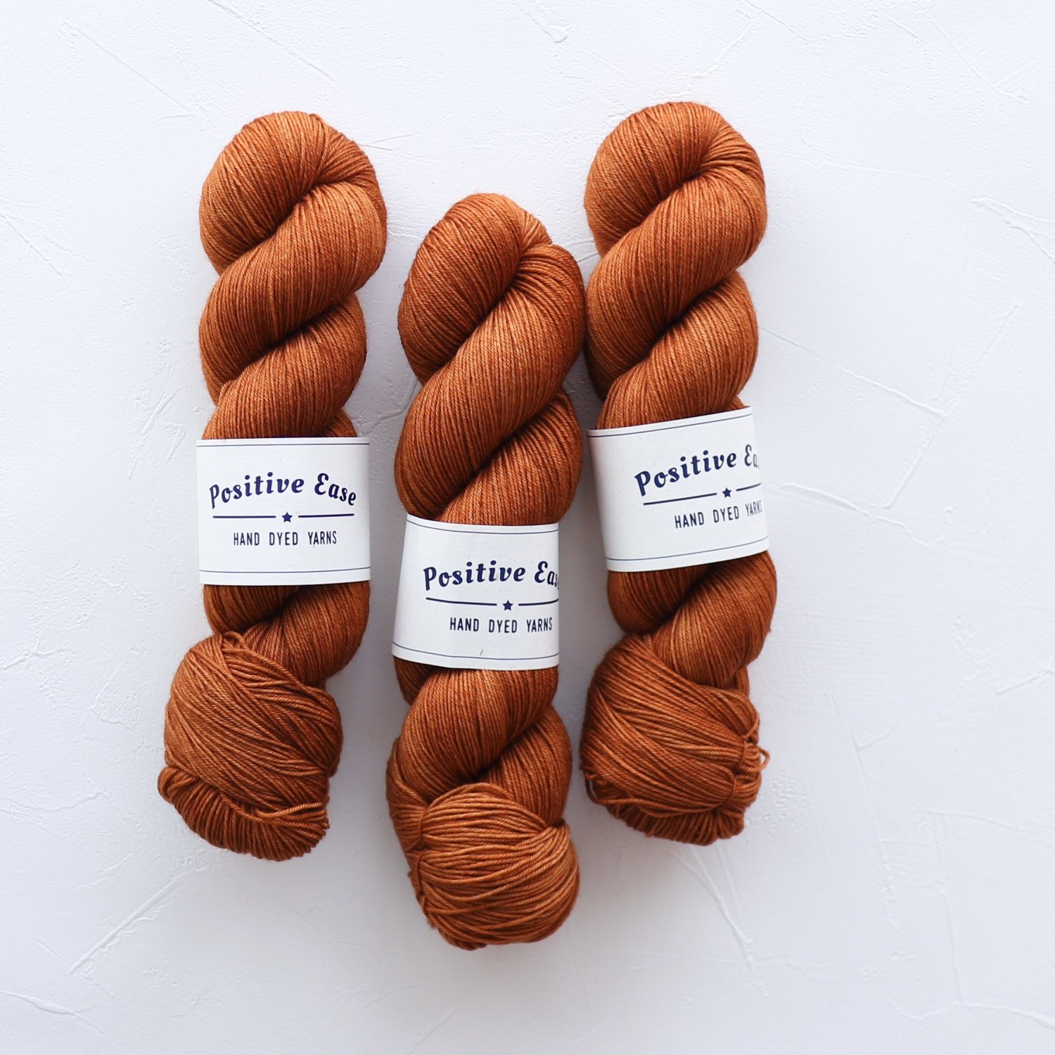 【Positive Ease】<br>Pure Merino<br>Rustic Charm