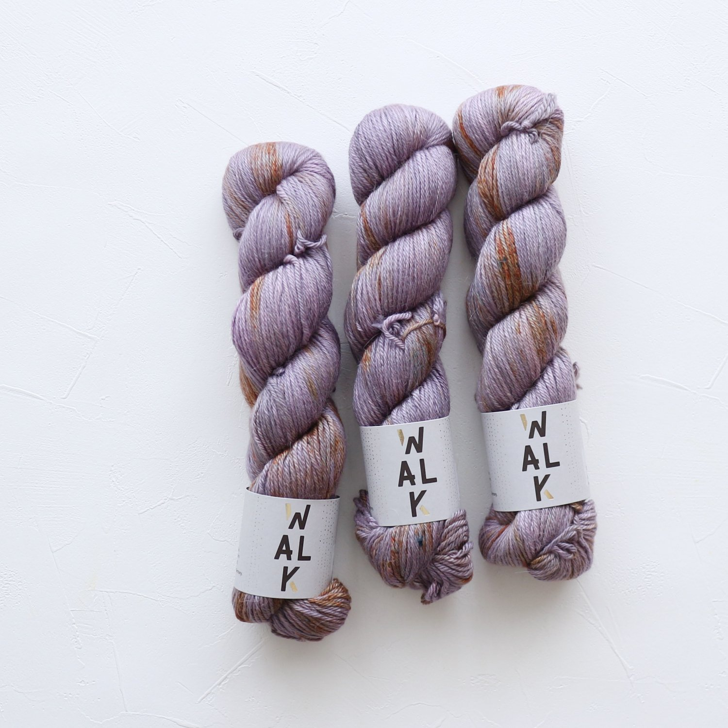 【WalkCollection】<br>Luxe DK<br>PLUM BRITTLE