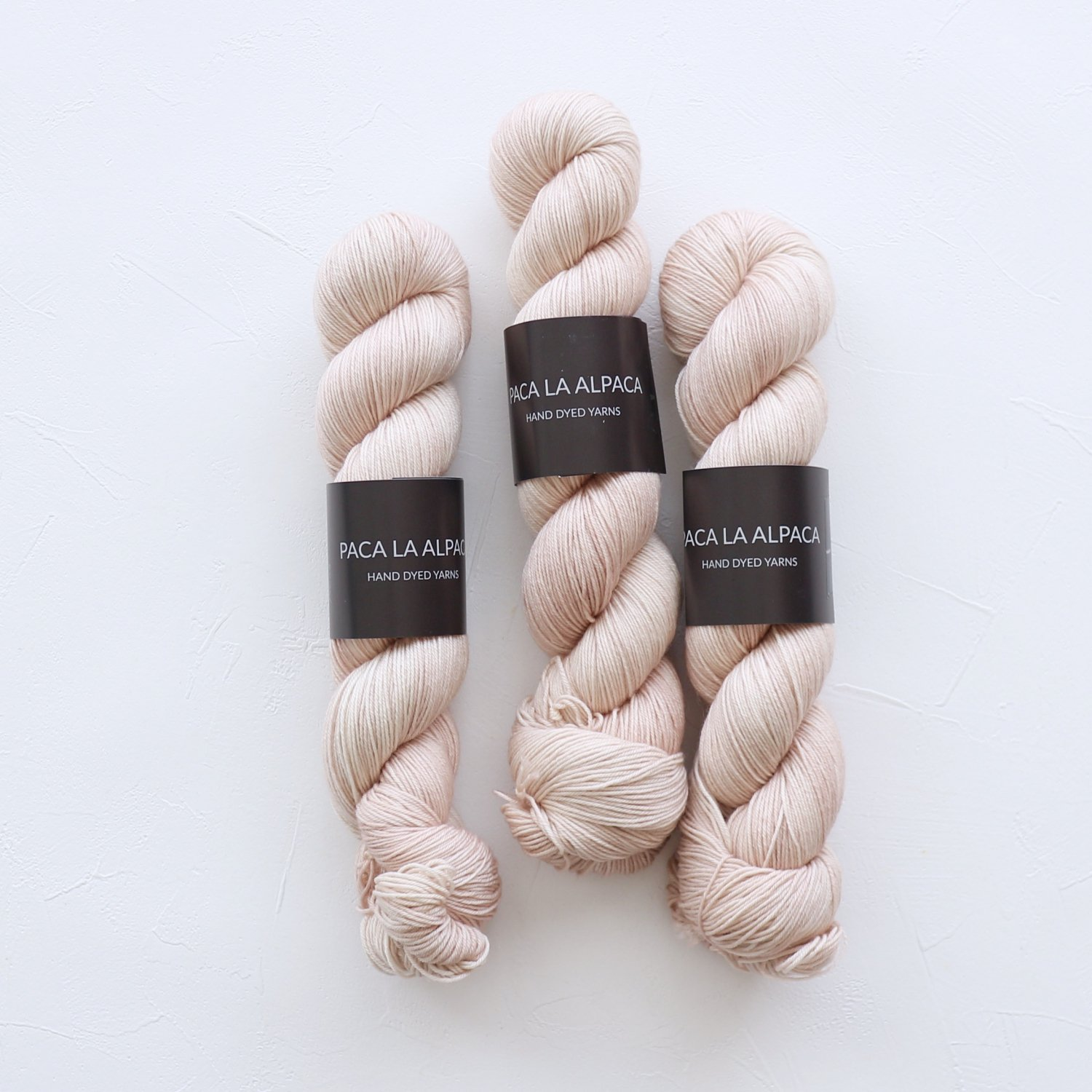 【Paca La Alpaca】<br>Superwash Merino Sock 4Ply<br>Rose