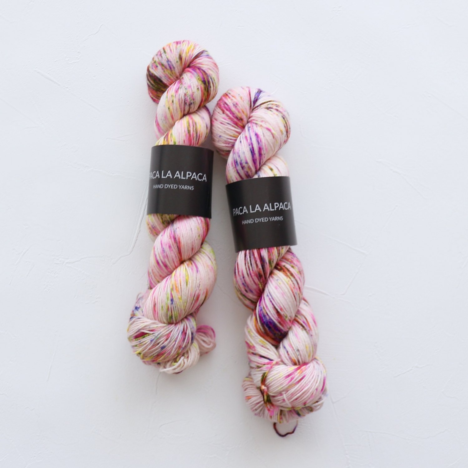 【Paca La Alpaca】<br>Superwash Merino Sock 4Ply<br>Wild Hairspray