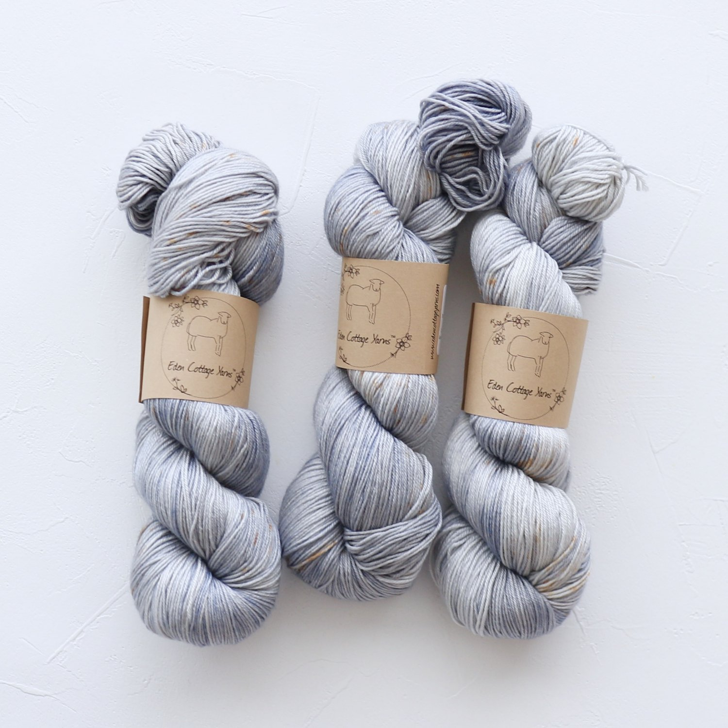 【Eden Cottage Yarns】<br>Titus 4ply<br>Old Jeans