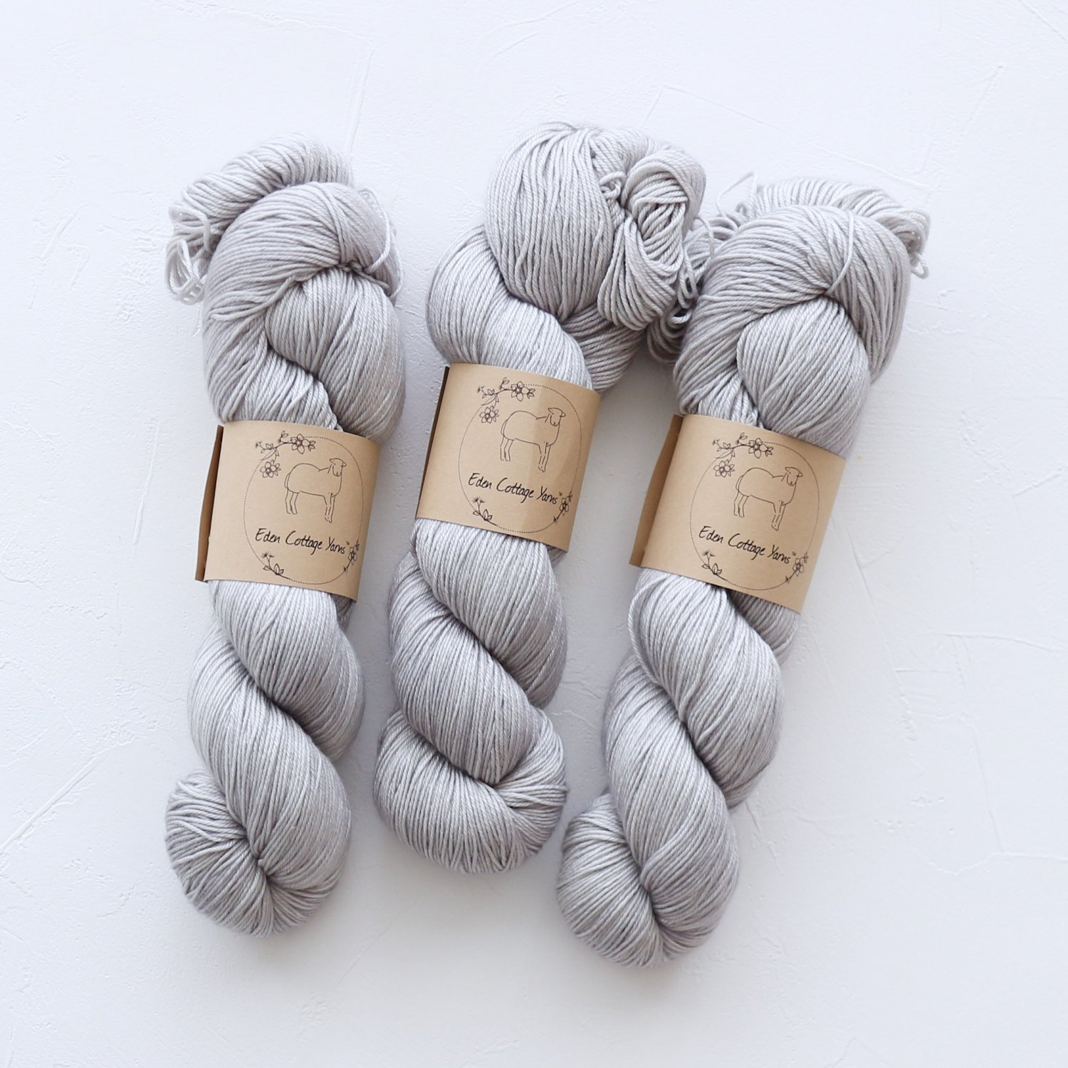 【Eden Cottage Yarns】<br>Titus 4ply<br>Echinops