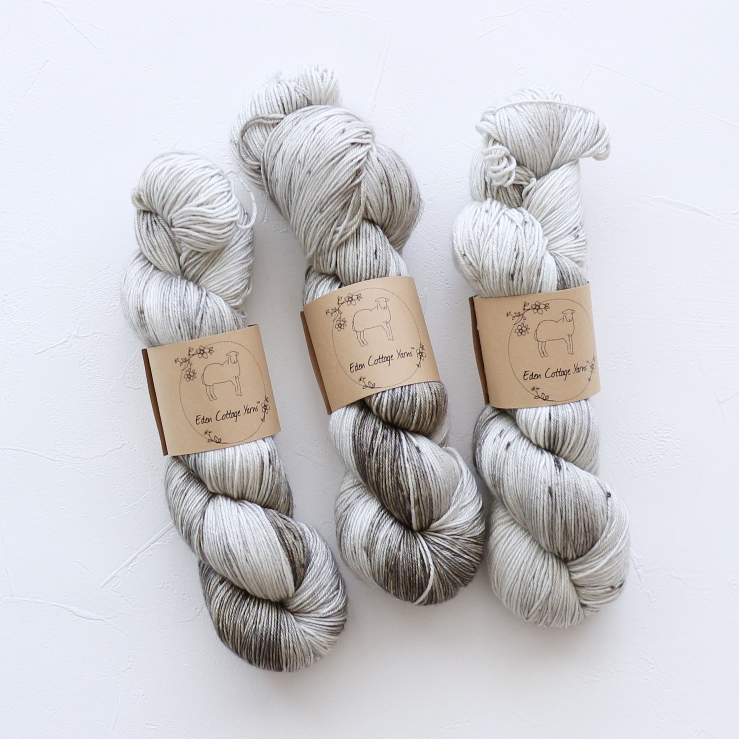 【Eden Cottage Yarns】<br>Titus 4ply<br>Dry Stone Wall