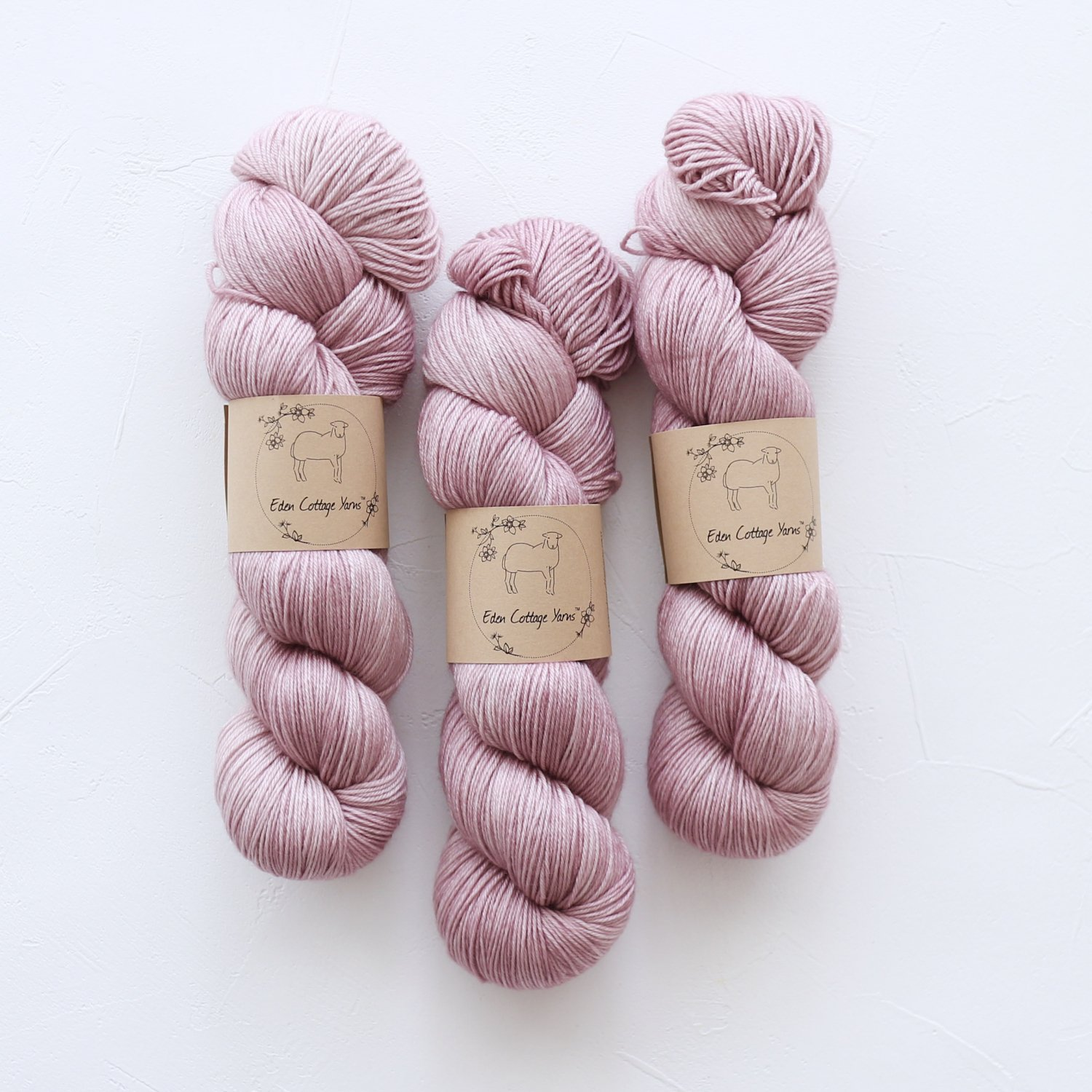 【Eden Cottage Yarns】<br>Pendle 4ply<br>Meadow Rue