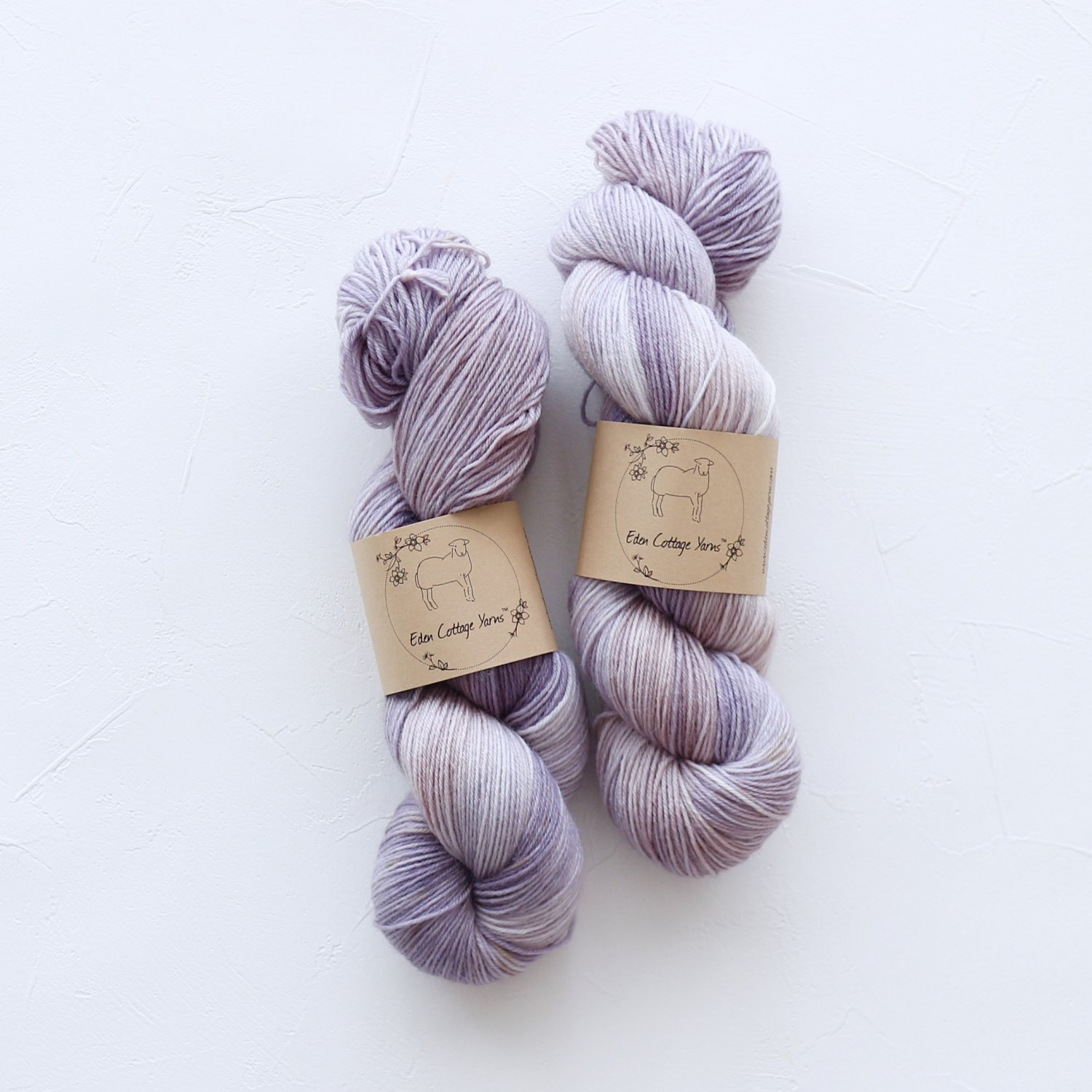 【Eden Cottage Yarns】<br>Tempo 4ply<br>Wild Orchid