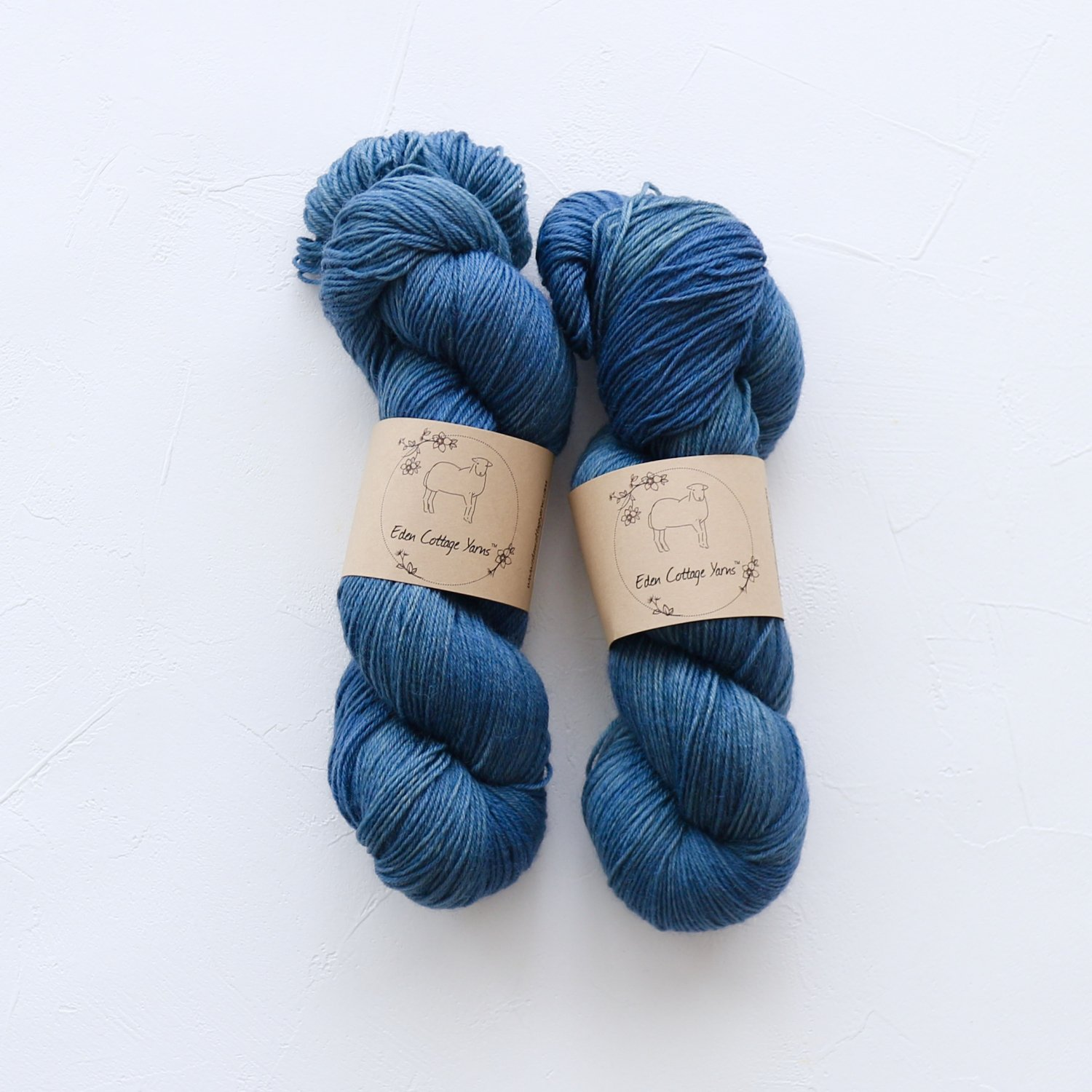 【Eden Cottage Yarns】<br>Tempo 4ply<br>Tide