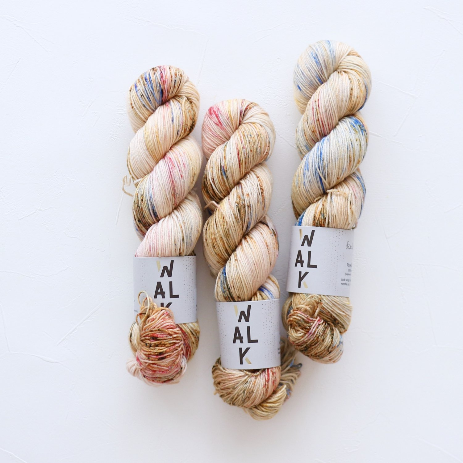 【WalkCollection】<br>Pure Sock<br>Seashells