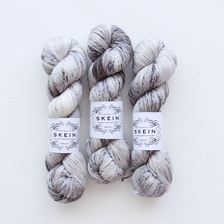 【Skein Yarn】<br>Daintree<br>April Skies