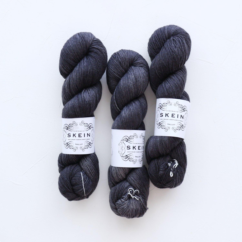 【Skein Yarn】<br>Merino Cashmere Fingering<br>Typo