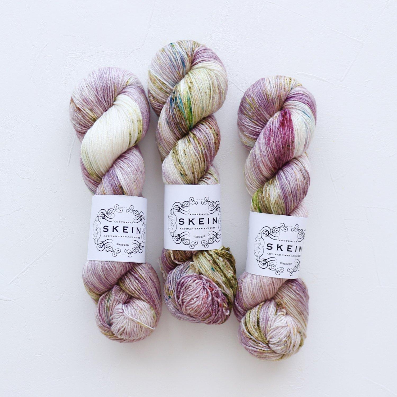 【Skein Yarn】<br>Top Draw Sock<br>Moor