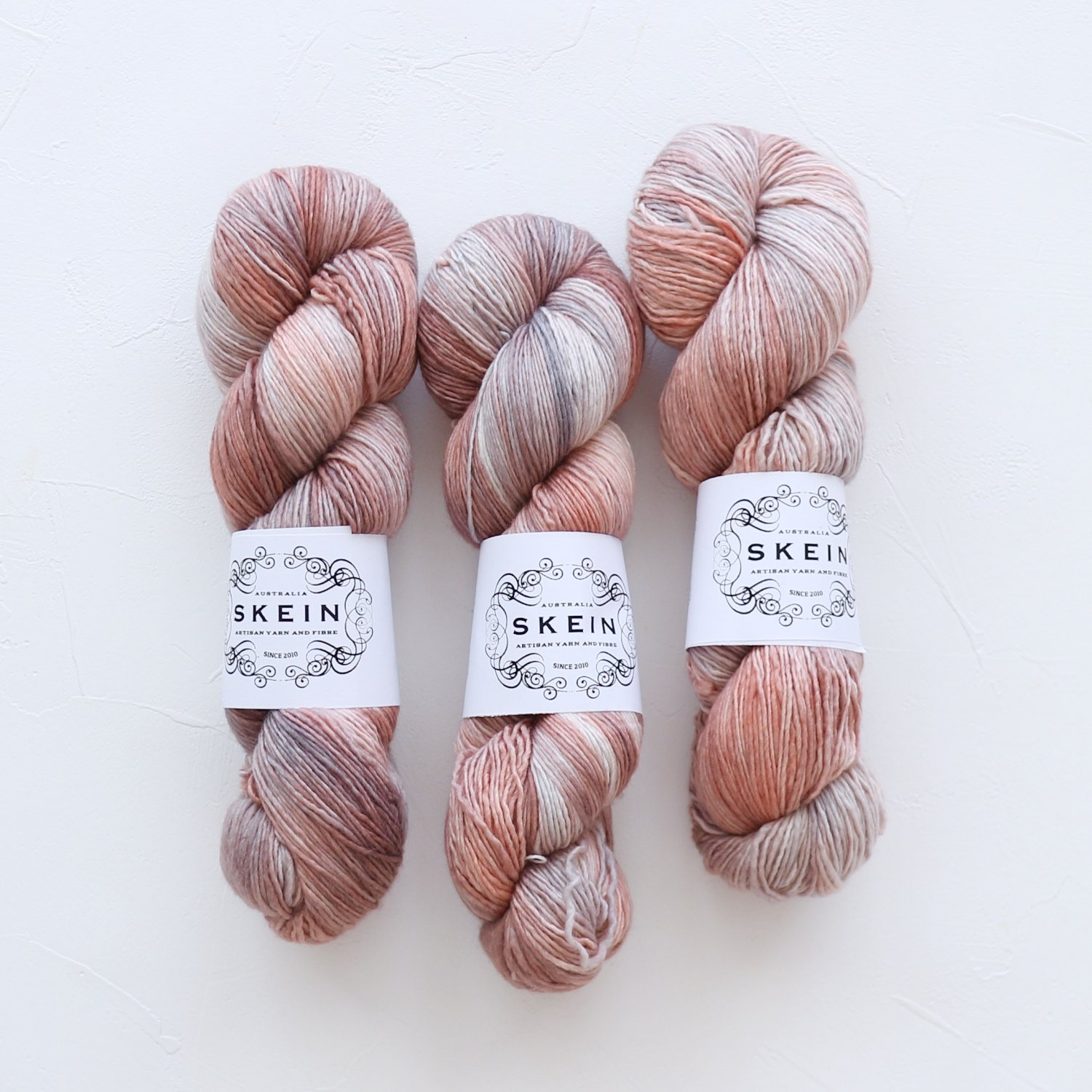 【Skein Yarn】<br>Uptown Sock<br>Blush