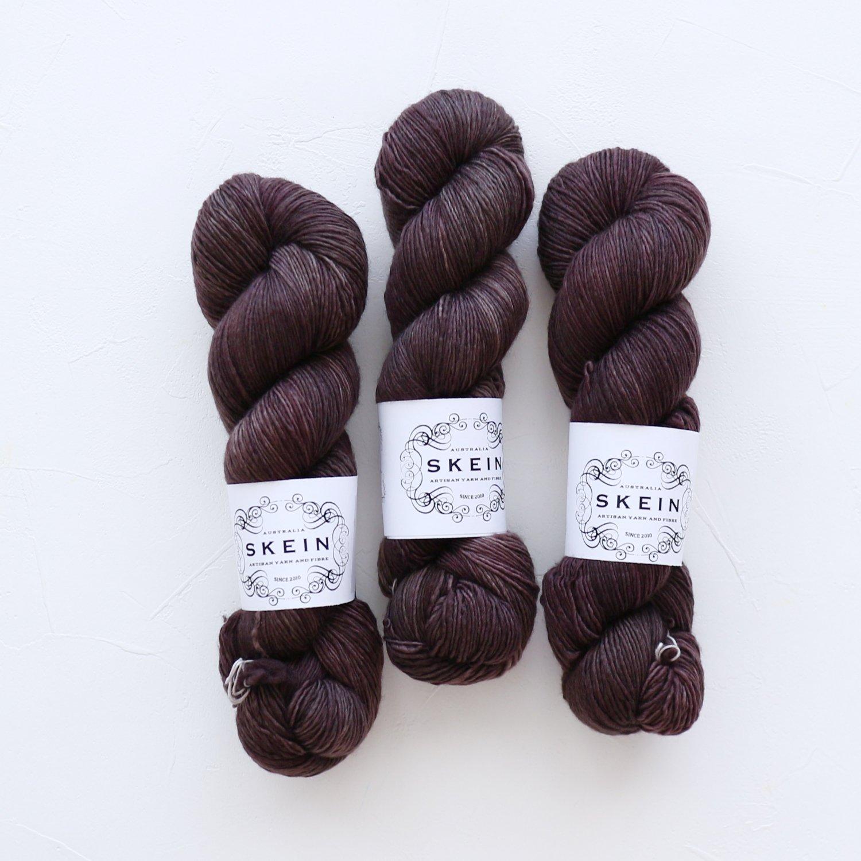 【Skein Yarn】<br>Uptown Sock<br>Cocoa