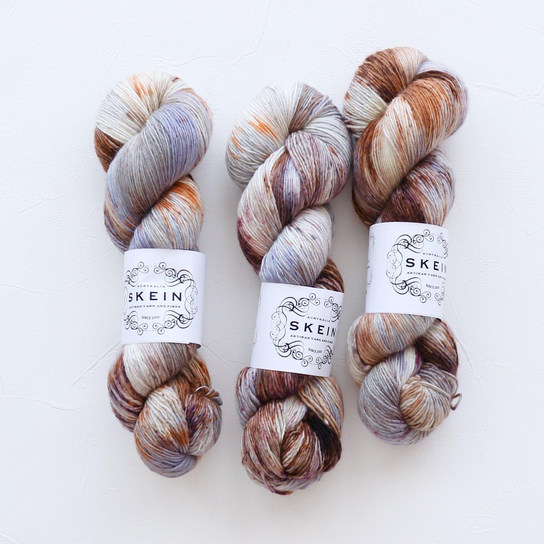 【Skein Yarn】<br>Uptown Sock<br>French Lavender