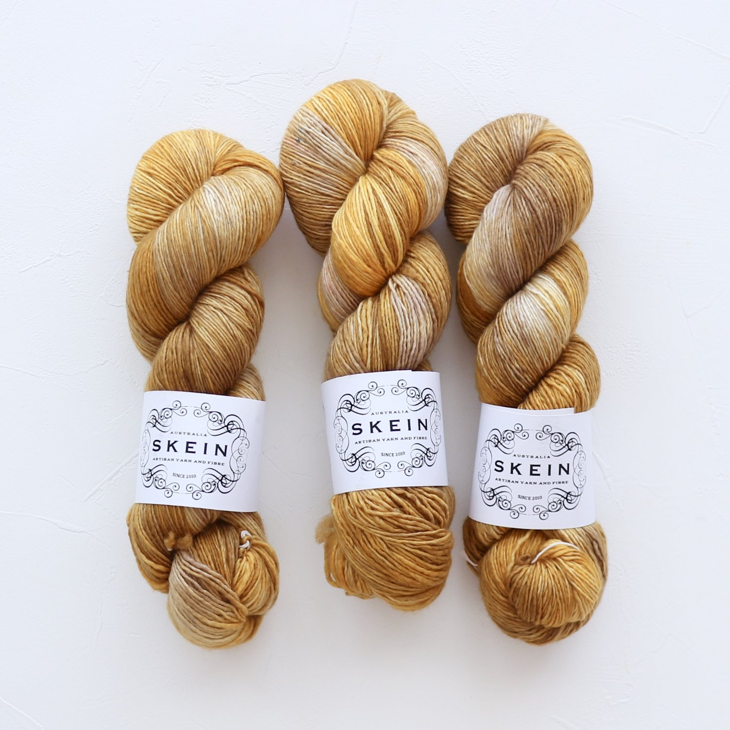 【Skein Yarn】<br>Uptown Sock<br>Glazed Pineapple